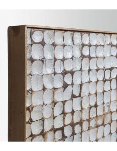 Cabecero Koko, colchón 150 coco