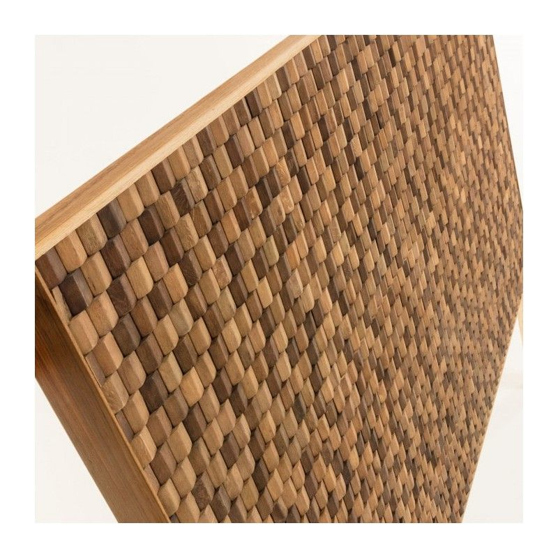Cabecero Wing de madera
