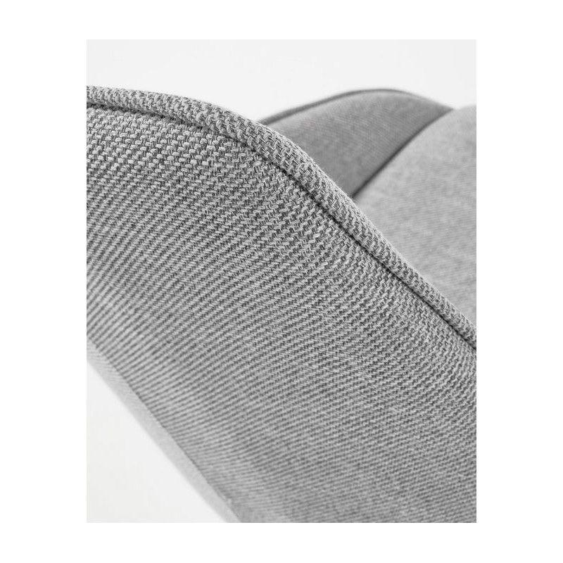 Silla Haston gris claro